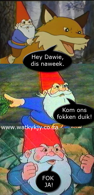 dawie-duik-kabouter