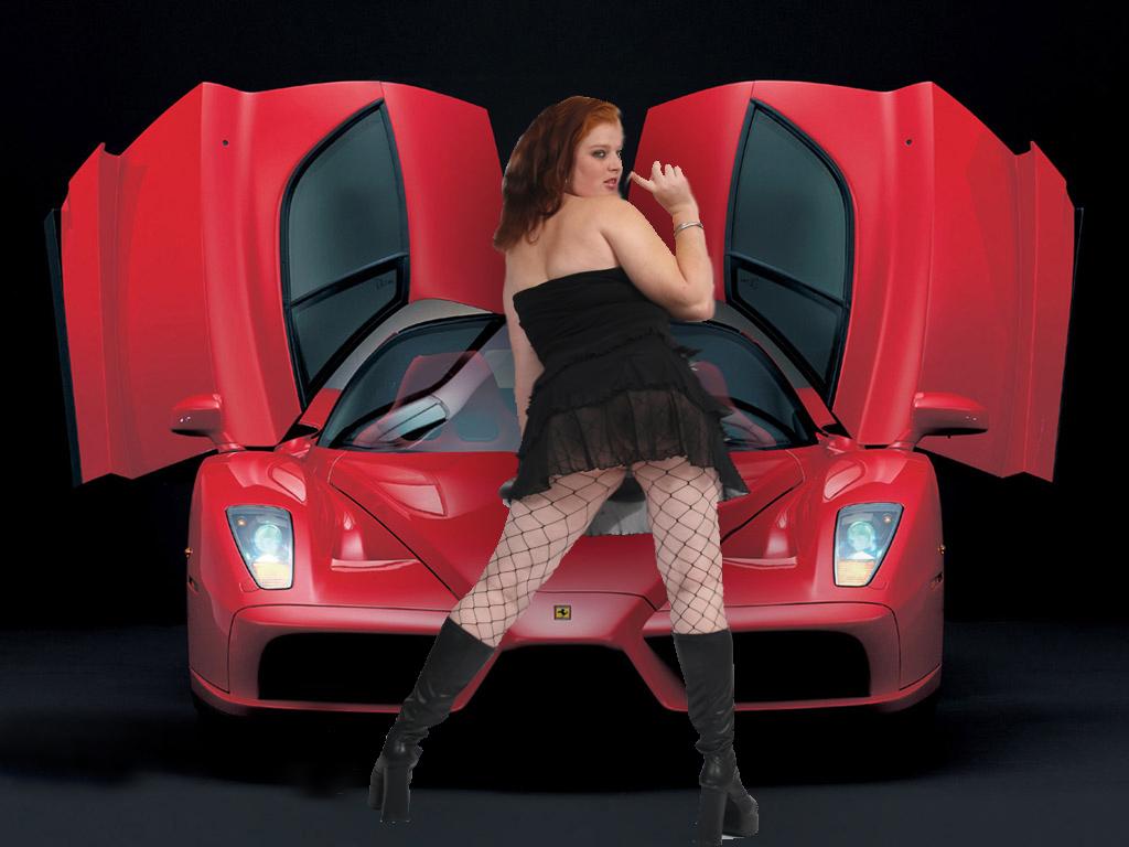 Ferrari enzoe