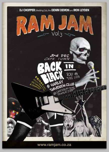RAM JAM Volume III