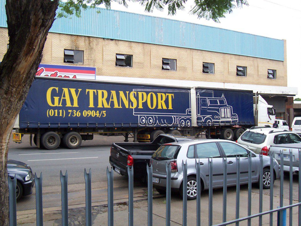 Gay Transport