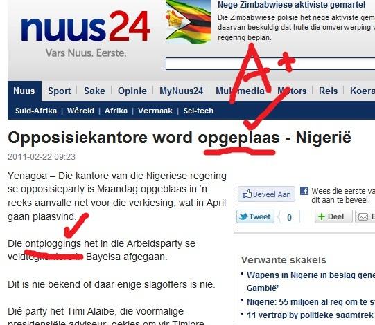 nuus24 opgeplaas