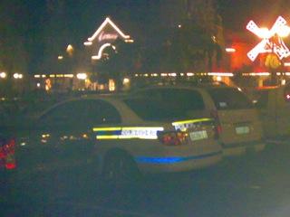 police casino