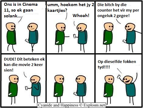 cyanide en afrikaans - movie