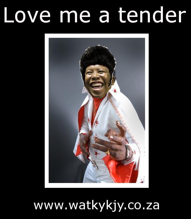 love me a tender