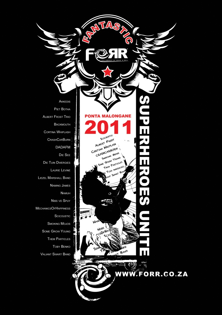 FORR flyer