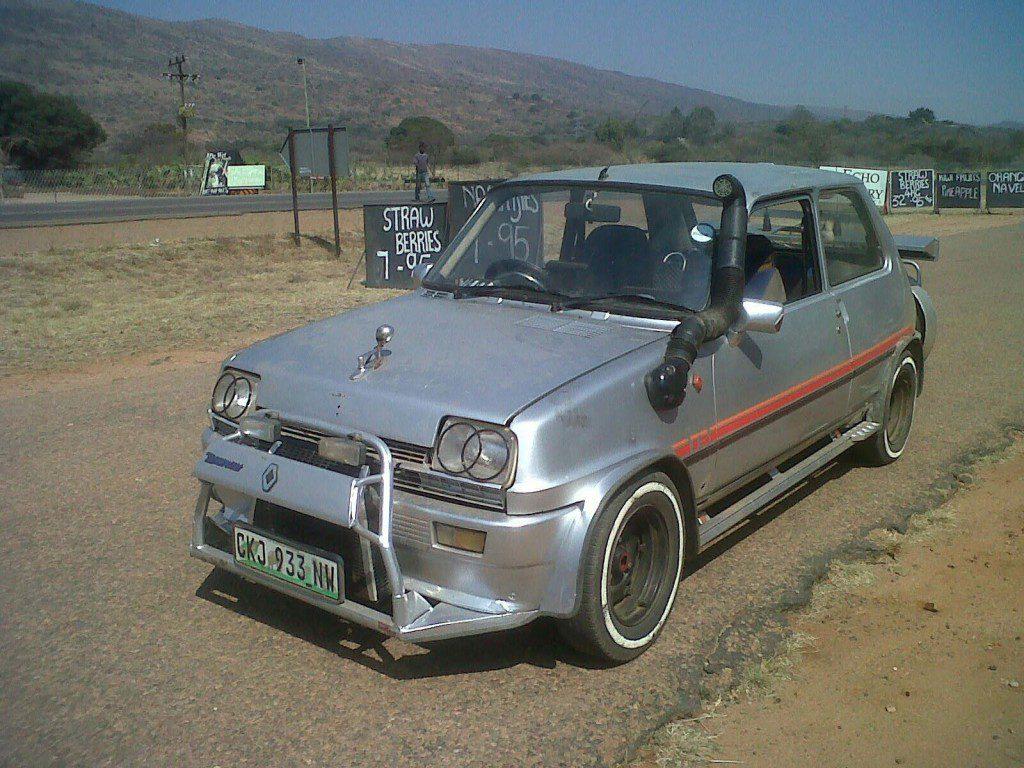 Pimp my Renault 1