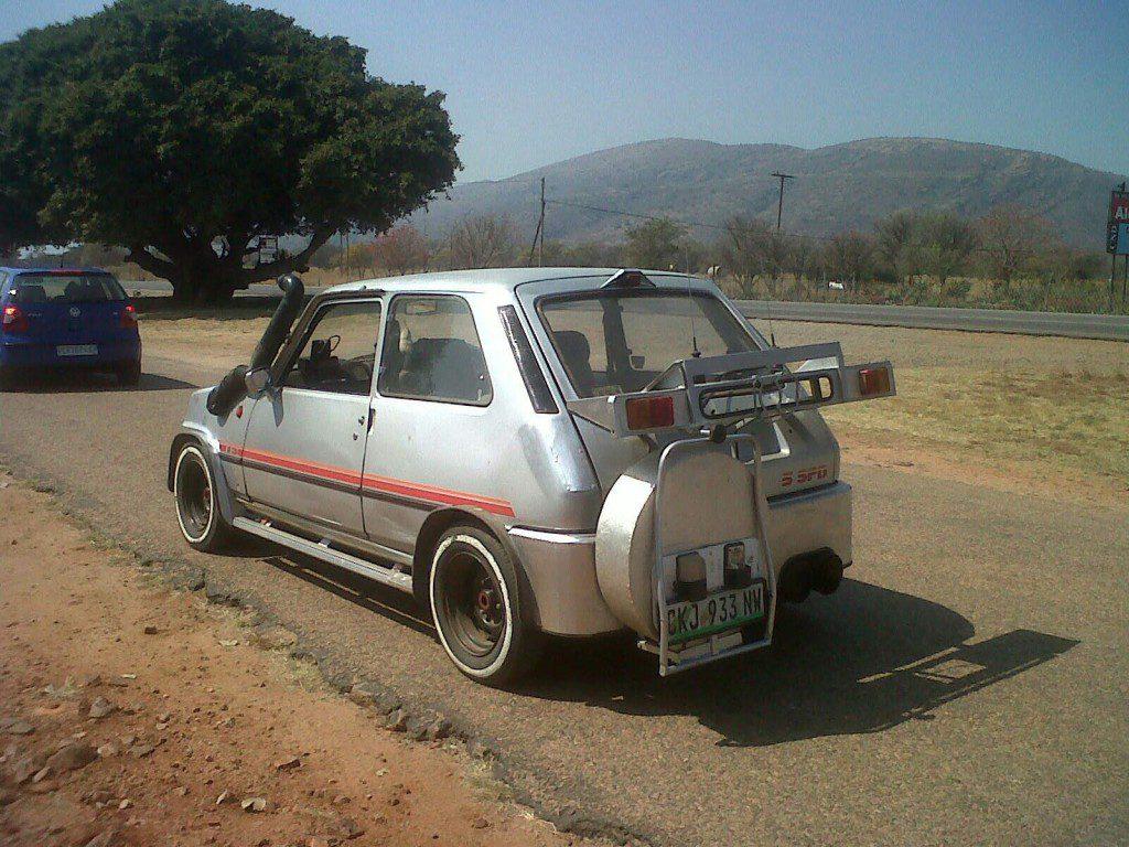Pimp my Renault 2