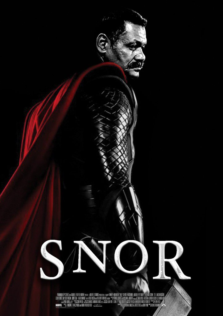SNOR POSTER