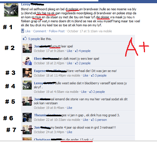Facebook Lesson
