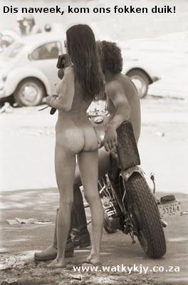 duik naked biker