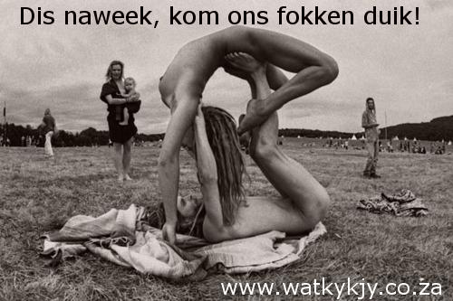hippie naaier naweek
