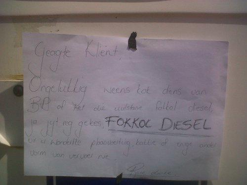 fokol diesel