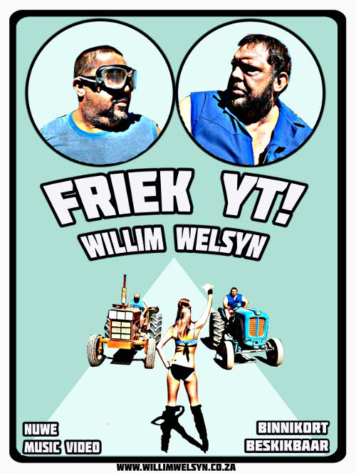 willim welsyn friek yt