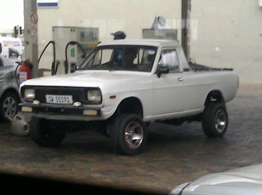 nissan 1400 monster