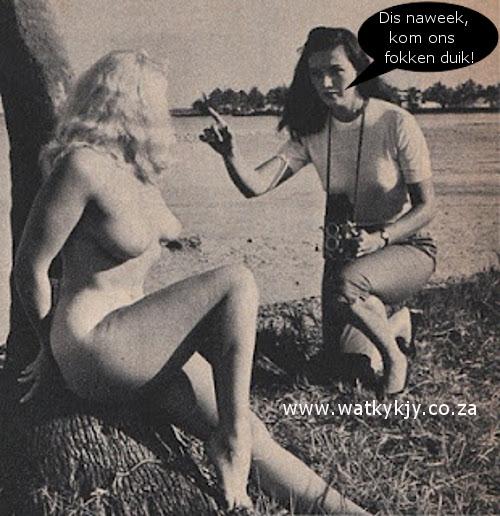 vintage duik tiete
