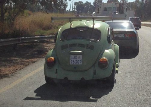 beetle downforce