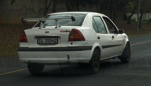 ford icon turbo