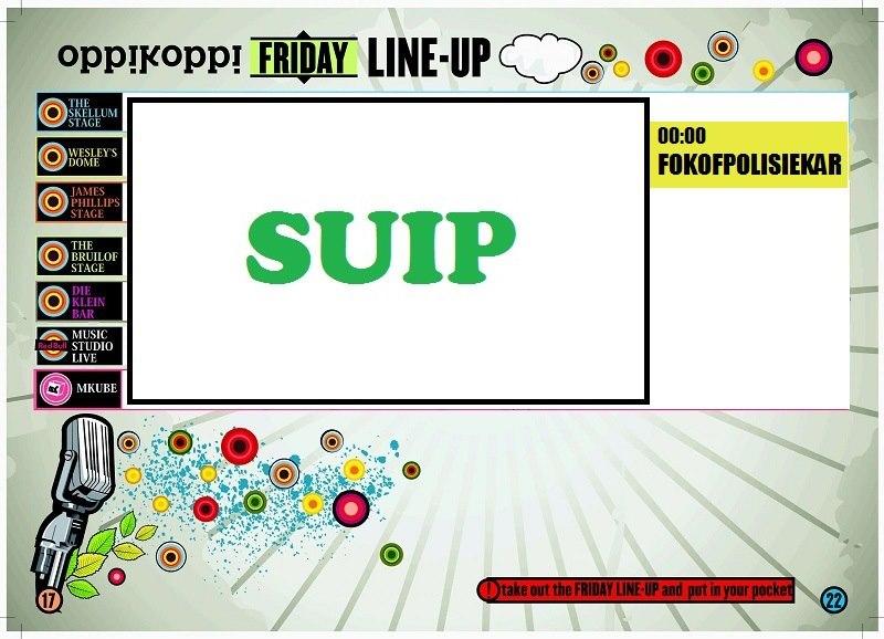 koppi line-up