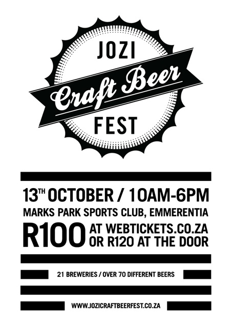 jozi craft beer