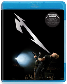 Metallica - Quebec Magnetic - Blu-ray Cover