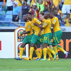 Bafana-celebrate