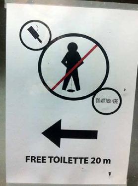 free-toilets