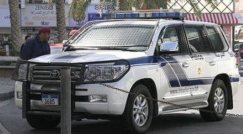 Bahrain Police Cars