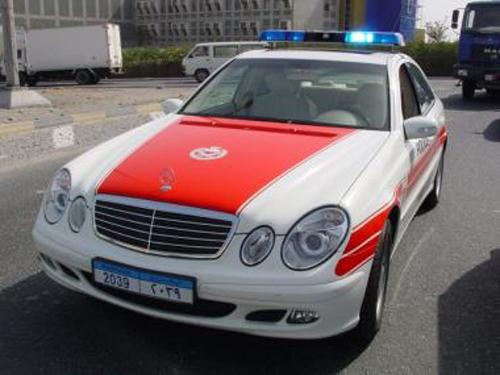 Bahrain Police Cars2