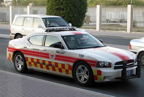 Bahrain Police Cars3