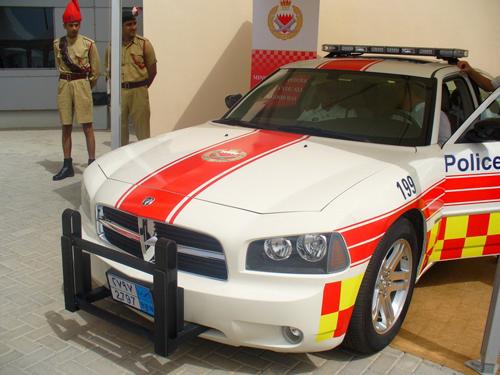 Bahrain Police Cars4