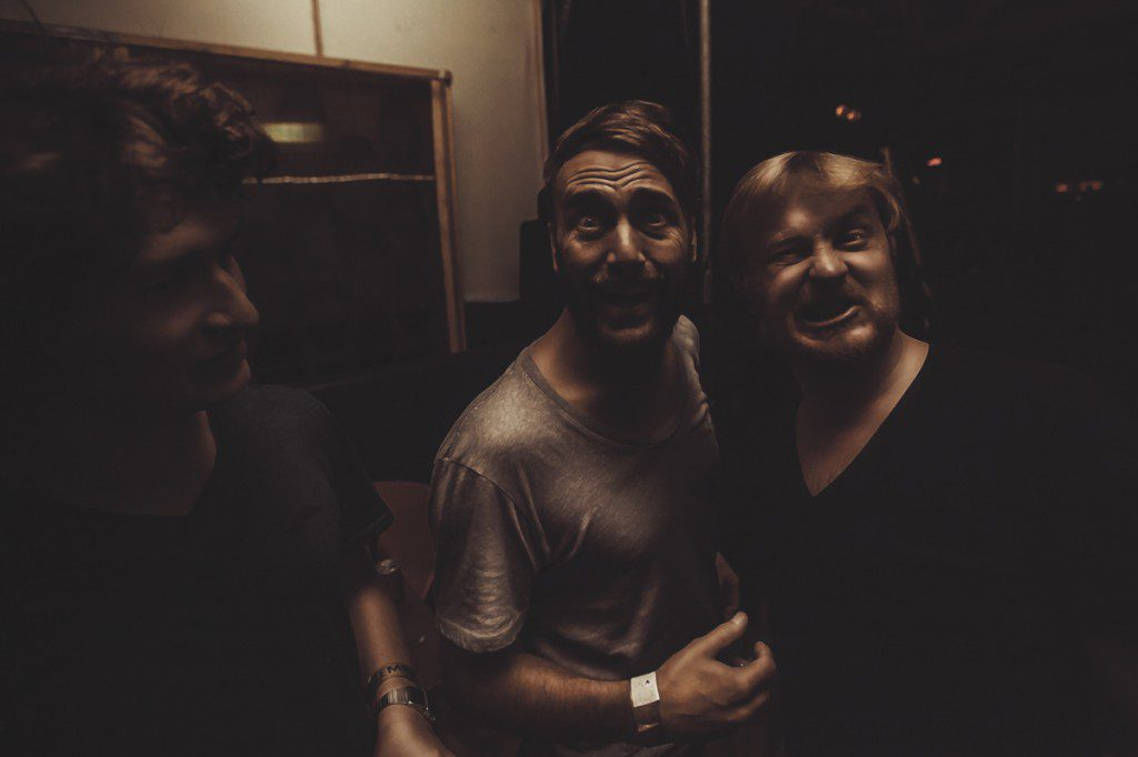 JOHNNY, WYNAND & FRANCOIS