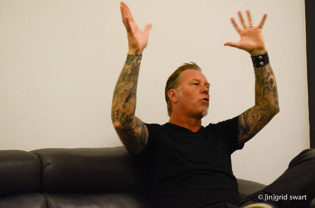 James Hetfield Interview-19