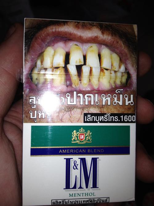 thai sigarette
