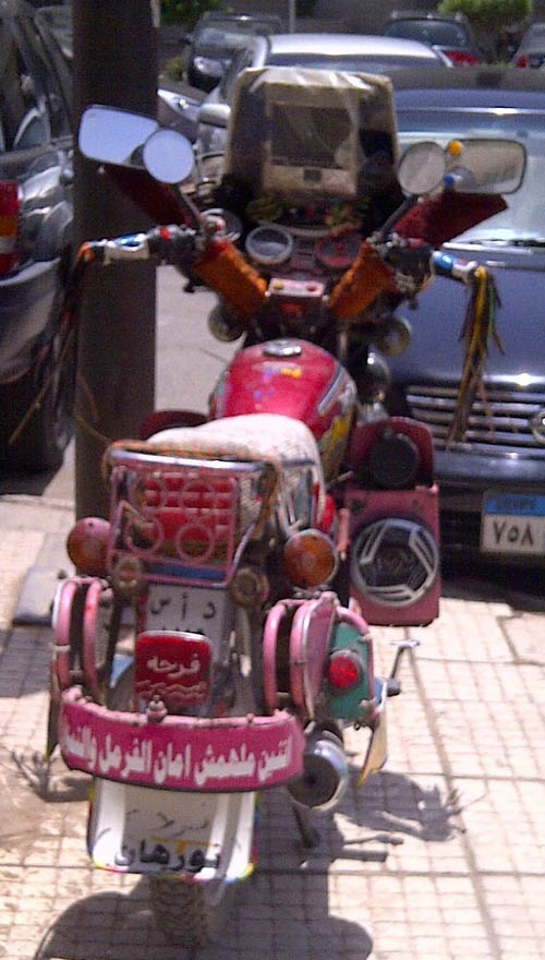 Zef bike Cairo