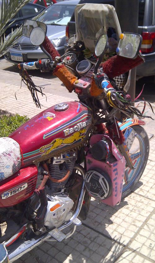Zef bike Cairo1