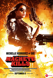 machete michelle