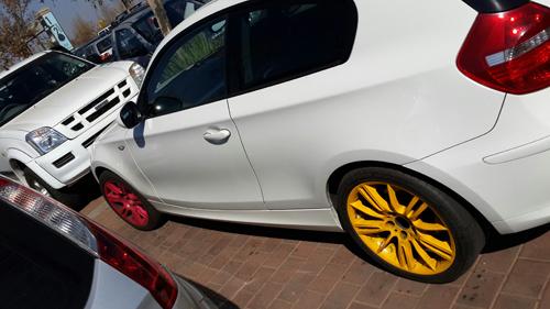 BMW irene