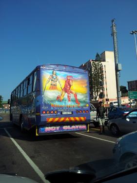 durban bus