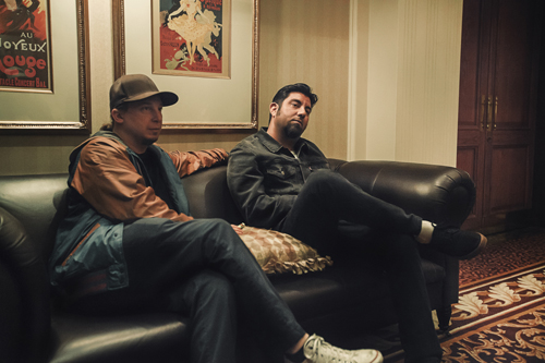 Watkykjy Deftones INTERVIEW 1