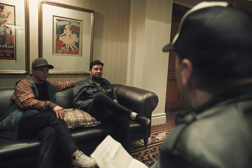 Watkykjy Deftones INTERVIEW 3