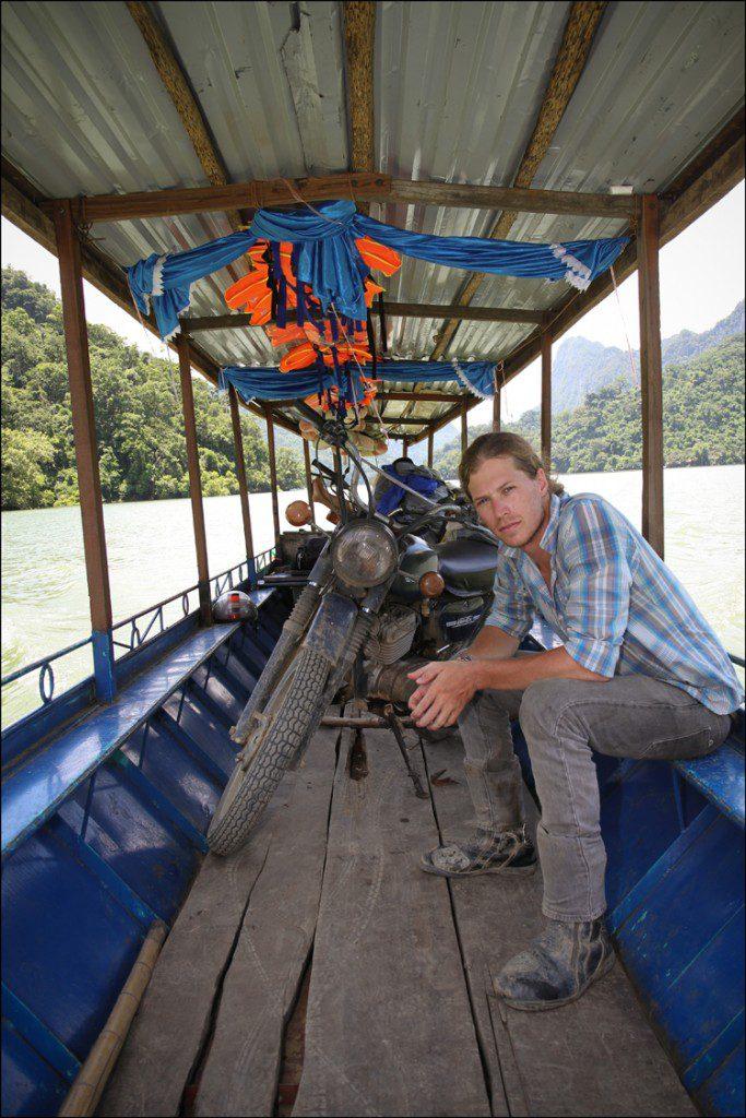 Albert Retief Minsk Crossing Lake Ba Be Portrait Blog