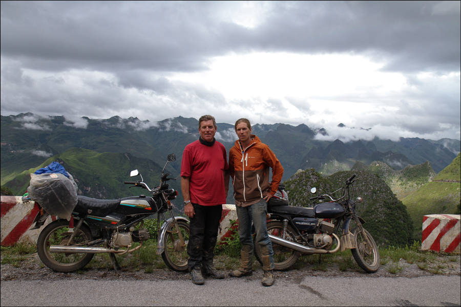 Father and Son Motorbike Trip in Northern Vietnam Blog