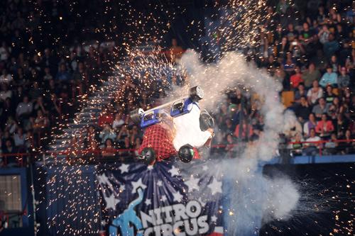 2012  Nitro Circus Live