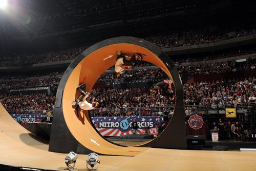 2012 Nitro Circus Live Tour