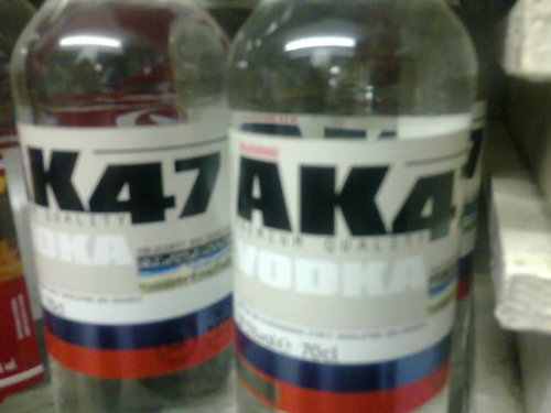 AK47 Vodka