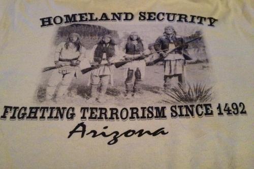 america the terrorist