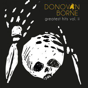 Donovan Borne album cover