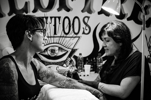 tattoo expo catherone grenfell