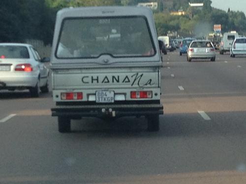 chanana