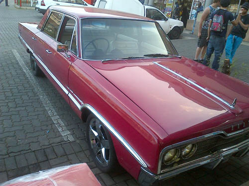 Dodge Polara 1
